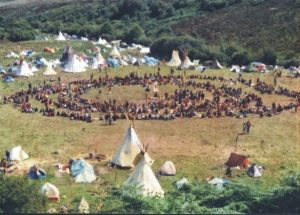 rainbow gatherings - the good old days?